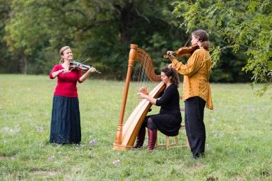 """Gealach als Trio für """"kleinere"""" Anlässe"""